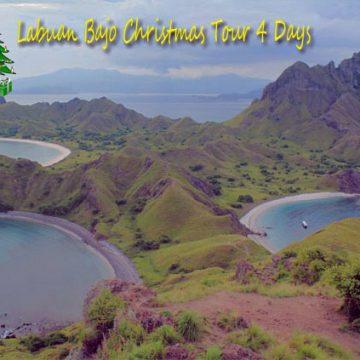 Labuan Bajo Christmas Tour Desember 2018