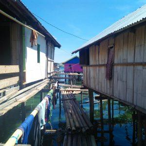 kampung wuring maumere