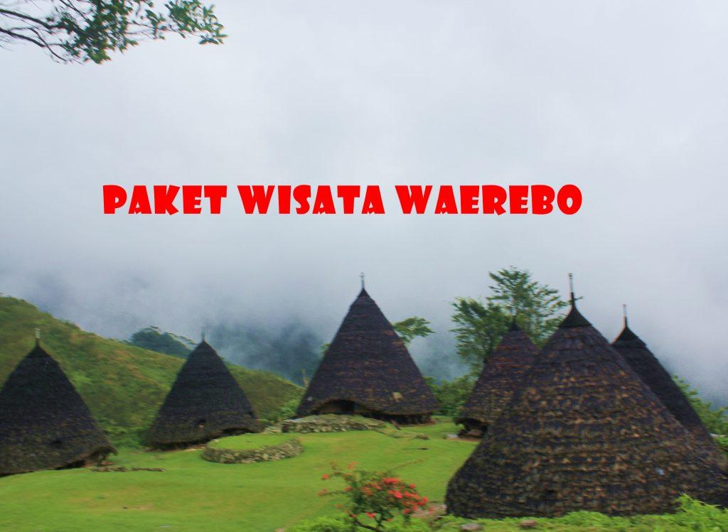 Paket Wisata Komodo Wae Rebo, waerebo tour, komodo tour