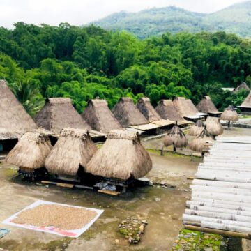Flores Island Culture And Nature Tour