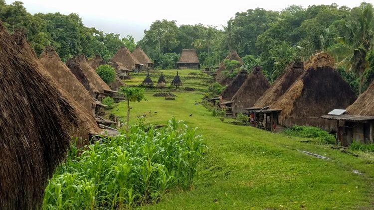 kampung belaraghi