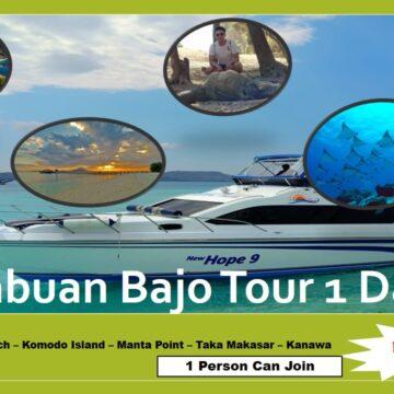 LABUAN BAJO TOUR 1 HARI