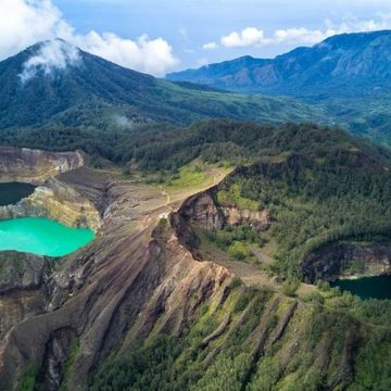 PRIVATE TOUR KELIMUTU - WAE REBO - LABUAN BAJO 7 HARI