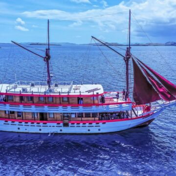 Trip Labuan Bajo 2021 With Phinisi